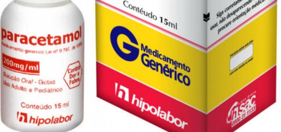 Anvisa suspende distribuição, venda e uso de lotes de Paracetamol e Amoxicilina