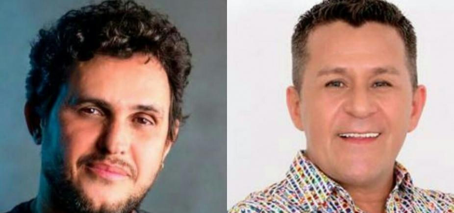 """Noite de Axé! Tenison Del Rey e Jorge Zárath lançam projeto """"Pluraiz"""": """"Carregado de baianidade"""""""