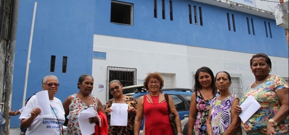 Base Comunitária do Calabar começa a dar aulas de atividades físicas para a comunidade