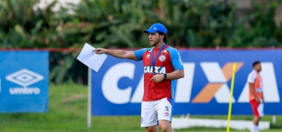 Bahia anuncia Preto Casagrande como novo treinador do time