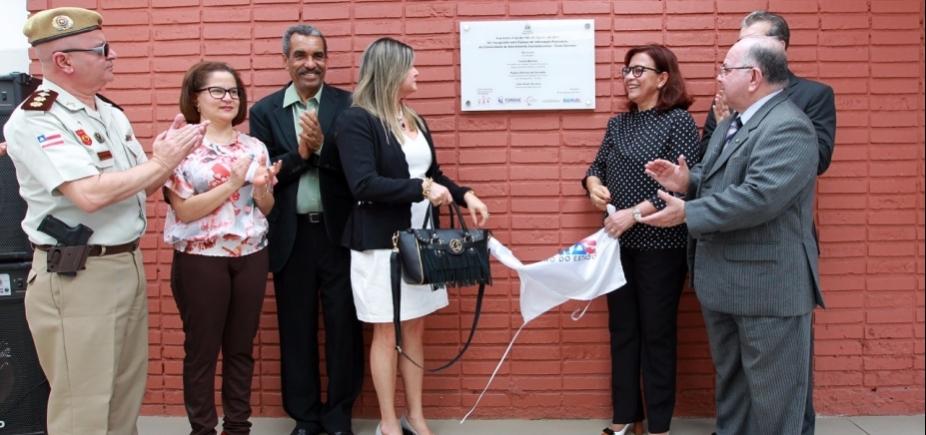 Novo Espaço de Internação Provisória é inaugurado em Salvador