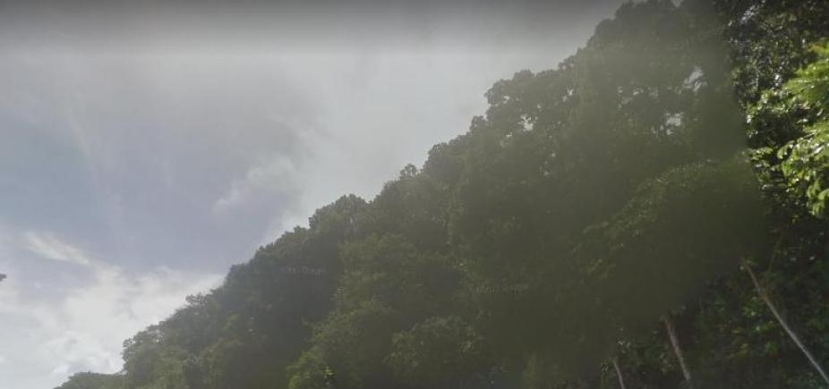 Incêndio atinge vegetação na região da Avenida Luís Eduardo Magalhães