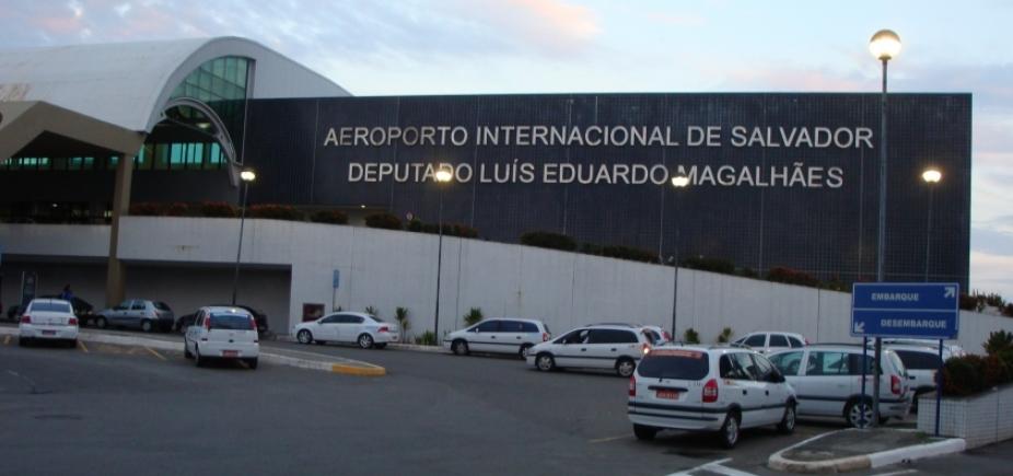 Tarifas do aeroporto de Salvador são reajustadas pela Anac