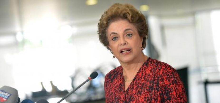 """Dilma diz que """"segundo ato do golpe"""" é impedir que Lula concorra às eleições de 2018"""