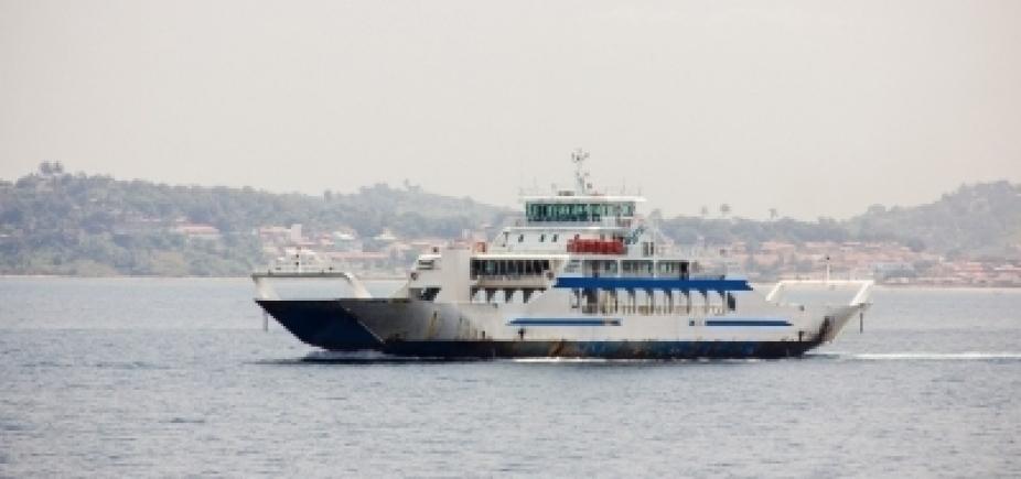 Operação do ferry para o feriado de 7 de Setembro será antecipada