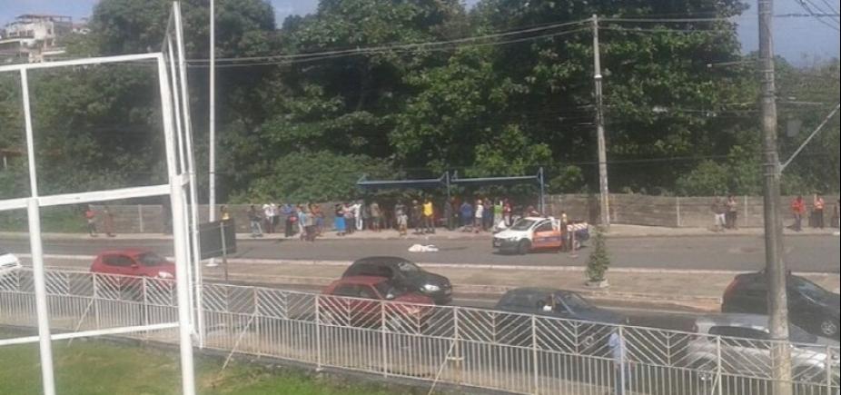 Homem morre após ser atropelado no bairro de Escada