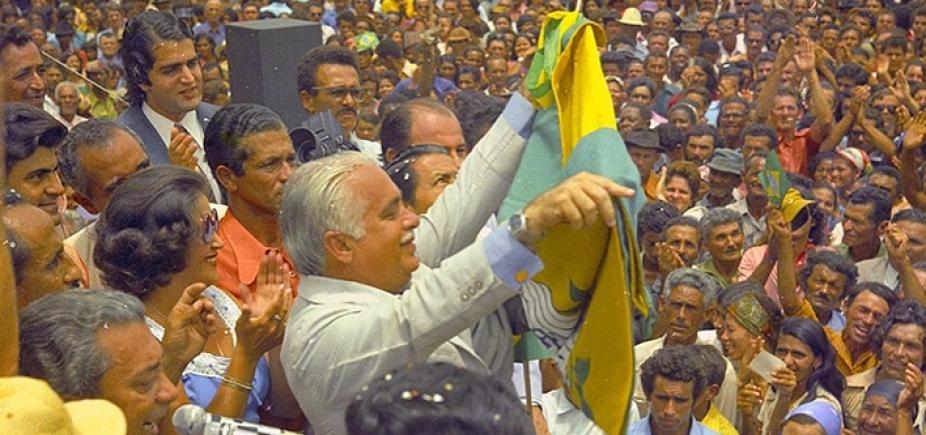 """ACM Neto homenageia avô: """"Saudade do conselheiro, amigo e político"""""""