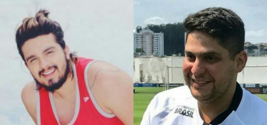 Luan Santana é substituído por Jorge, dupla com Mateus, em filme sobre o Corinthians