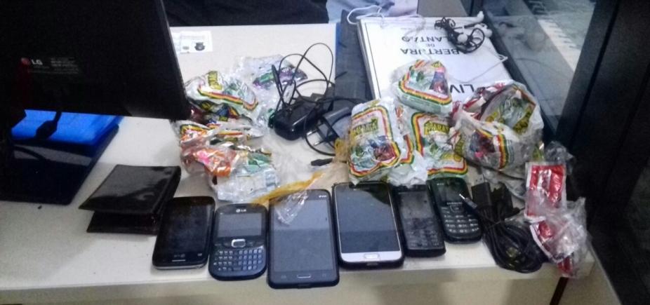 Dupla é presa em Uber com seis celulares roubados