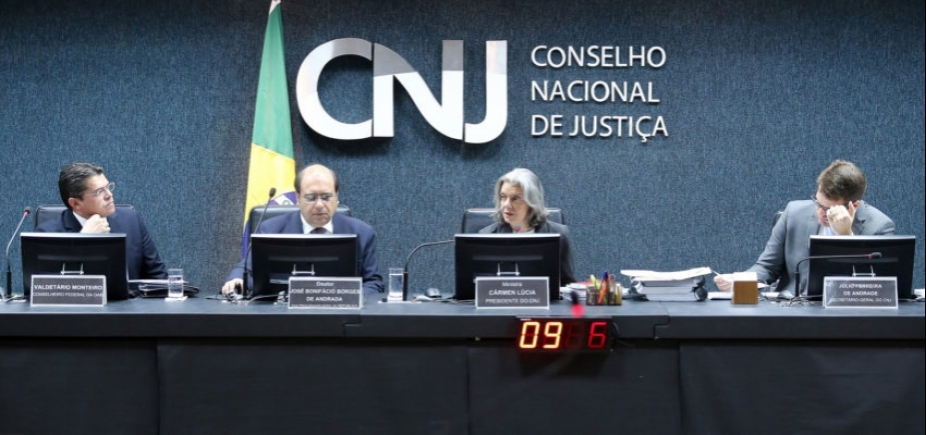 Custo mensal de um juiz em 2016 foi de R$ 47,7 mil, revela CNJ