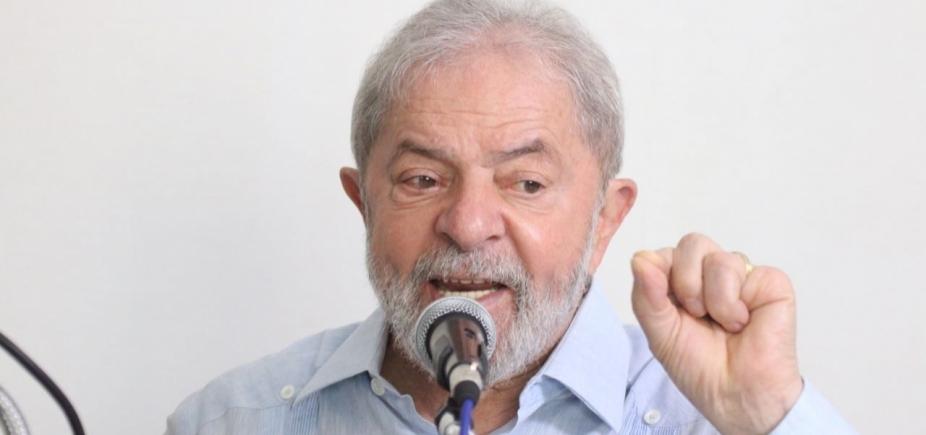 """""""Se é para fazer o que estão fazendo, melhor colocar o Brasil nas Casas Bahia"""", diz Lula"""