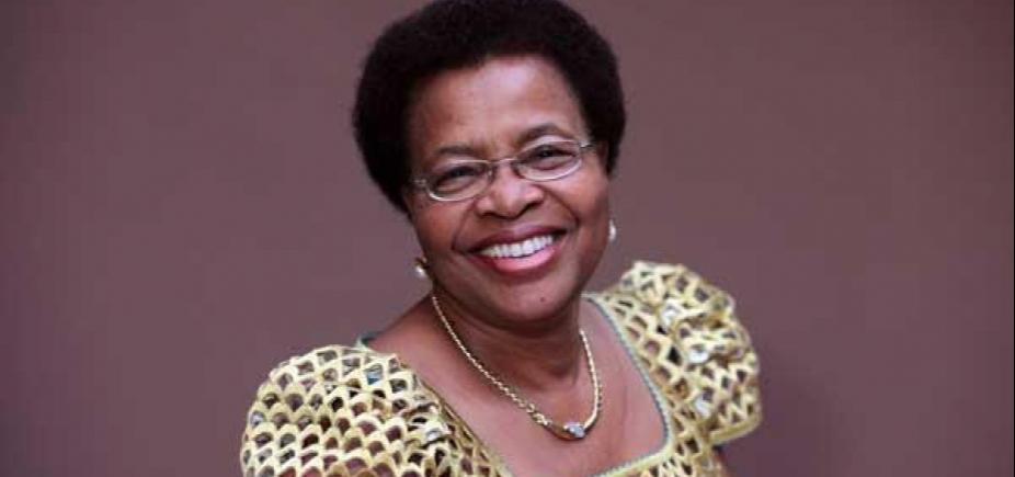 Graça Machel participa do Fronteiras Braskem do Pensamento nesta terça, no TCA; veja