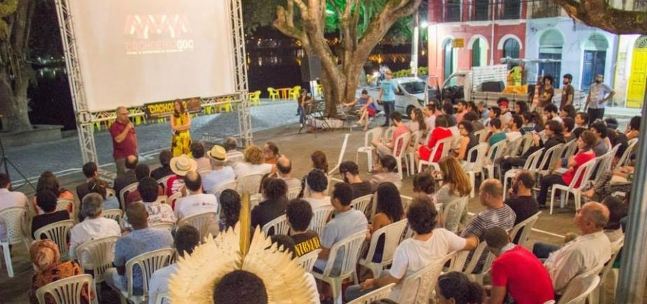 Festival CachoeiraDoc inicianesta terça;programação é gratuita