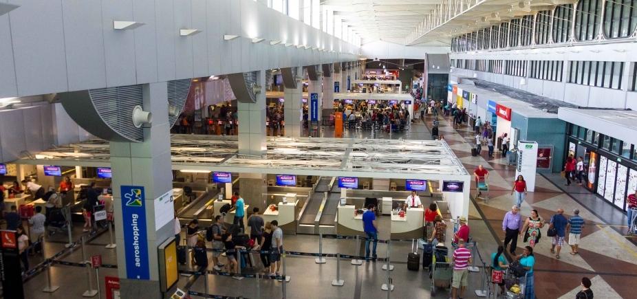 """Vinci minimiza construção de 2ª pista no Aeroporto de Salvador: \""""Não é um problema\"""""""
