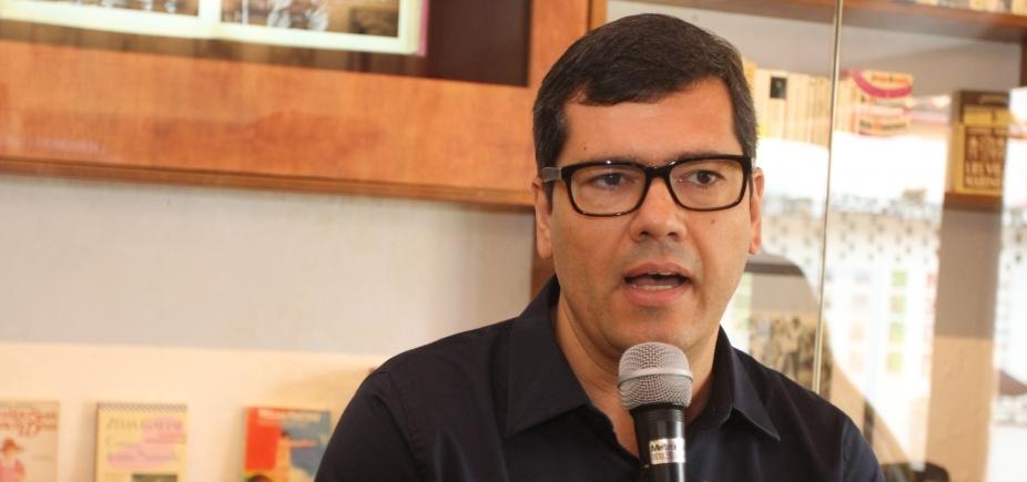 """Tinoco: \""""Prefeitura está disposta a dar incentivos fiscais para implantar hub em Salvador\"""""""