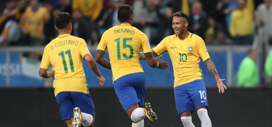 Eliminatórias: Metrópole transmite Colômbia x Brasil direto de Barranquilla