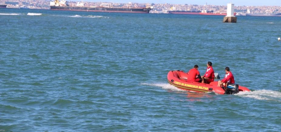 Bombeiros suspendem buscas por adolescente desaparecida em Mar Grande; entenda