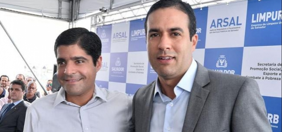"""Apesar de """"biografia curta"""", Bellintani diz acreditar no """"potencial"""" de Bruno Reis para substituir Neto"""