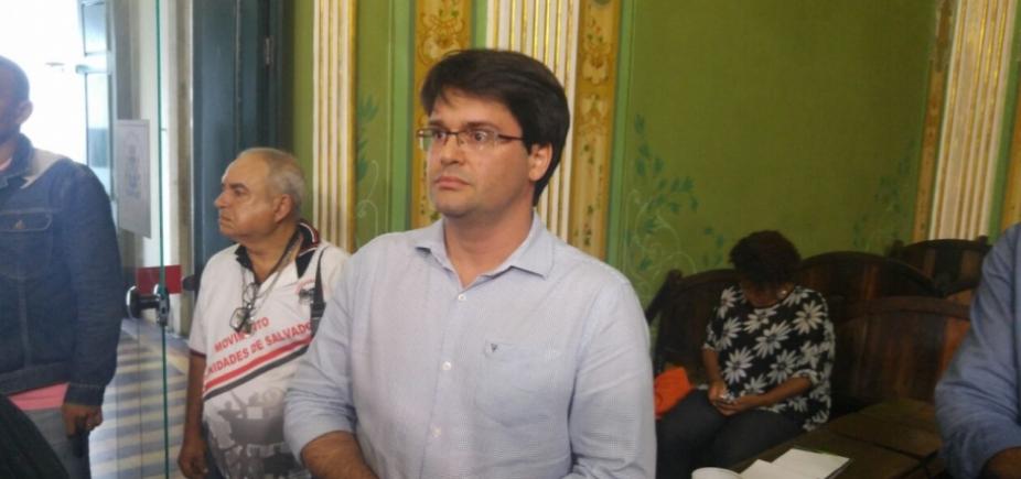 """Bellintani nega ter aceitado candidatura à presidência do Bahia: """"Objetivo é reeleger Marcelo Sant""""Ana"""""""