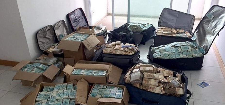 PF conta mais de R$ 50 milhões em dinheiro atribuído a Geddel