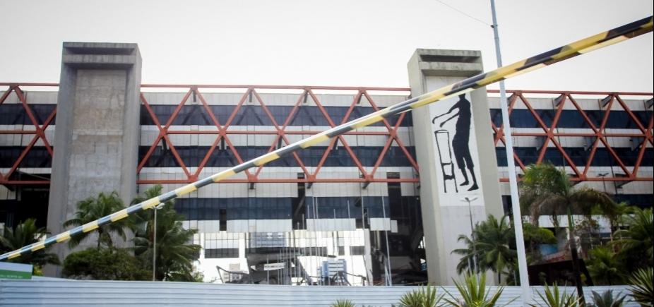 Com Rui na China, Leão diz que novo Centro de Convenções será no Parque de Exposições