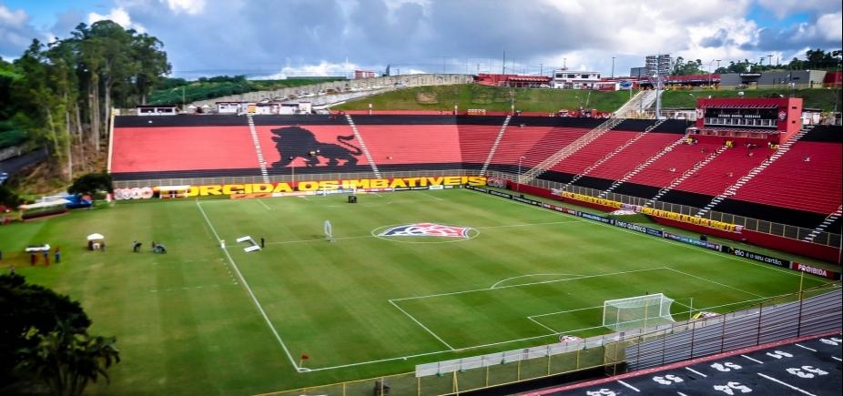 Ingressos para Vitória e Fluminense começam a ser vendidos