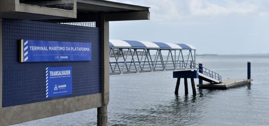 Após denúncia sobre precariedade, travessias nos terminais da Ribeira e Plataforma são suspensas