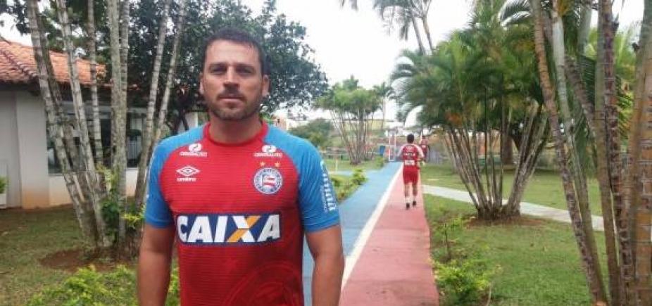 Bahia anuncia Maurício Copertino como novo auxiliar técnico