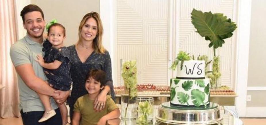"""Wesley Safadão faz 29 anos e ganha homenagem da esposa: \""""Te amo cada dia mais\"""""""