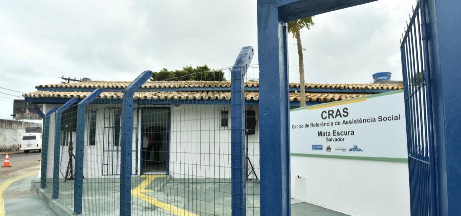 Após reforma, Prefeitura entrega Centro de Referência da Assistência Social de Mata Escura