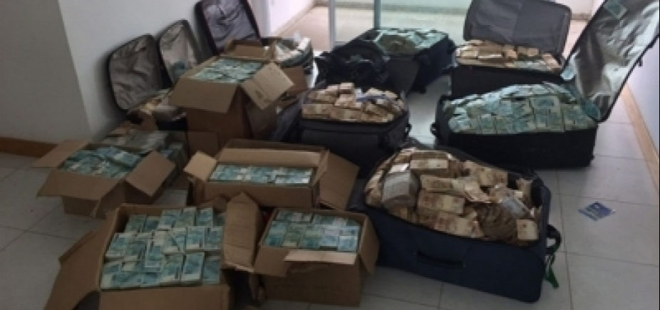 PF detecta impressões digitais de Geddel em apartamento onde foram encontrados R$ 51 milhões
