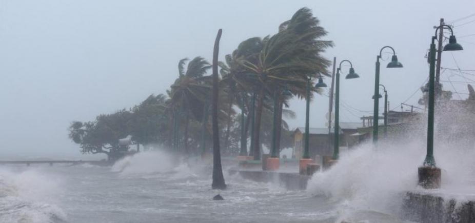Furacão Irma deixa três mortos em Porto Rico