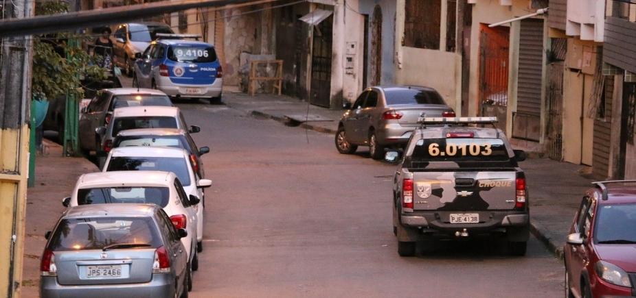 Engenho Velho da Federação tem troca de tiros entre traficantes e policiais