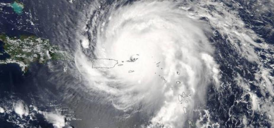 Sobe para 17 o número de mortos pelo Furacão Irma; ventos são de 180 km/h