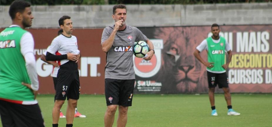 Mancini confirma mudanças no time titular para enfrentar o Fluminense