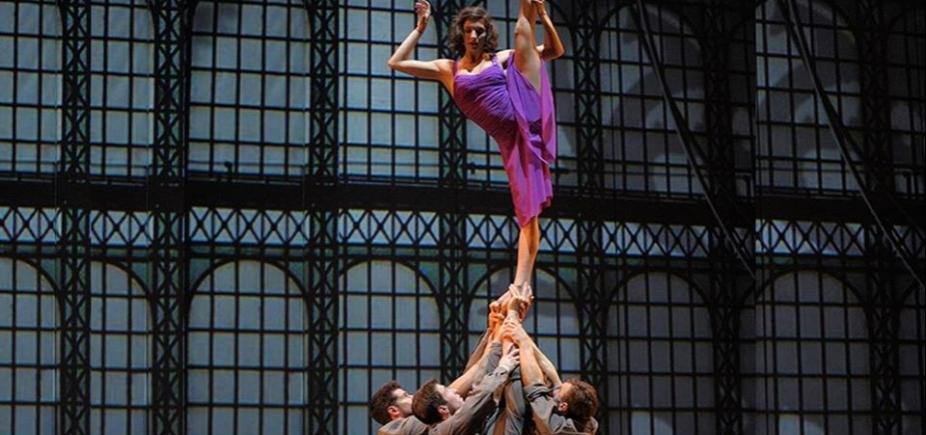 Com turnê em Salvador, Cirque Éloize apresenta o espetáculo Cirkopolis neste sábado; veja