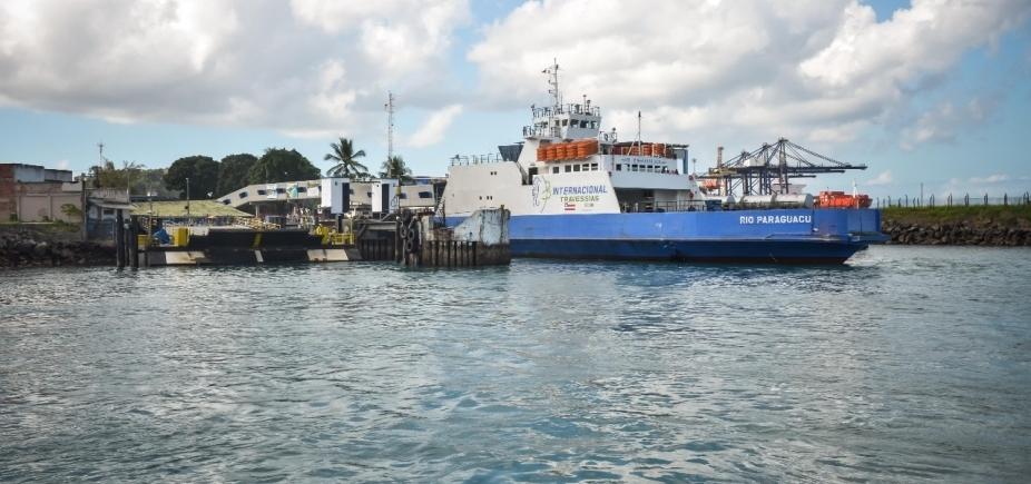 Sistema Ferry-Boat vai funcionar 24h entre domingo e segunda-feira