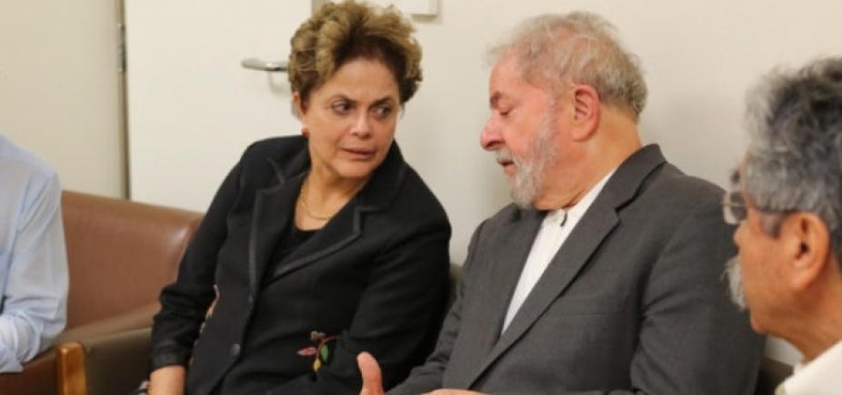 Fachin envia denúncia contra Lula e Dilma por obstrução para a 1ª instância