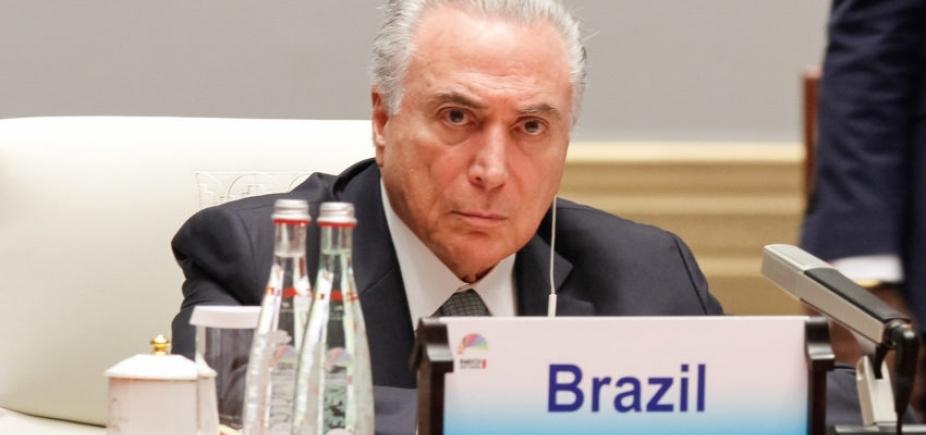 """Temer coloca embaixadas """"em alerta"""" para atender brasileiros atingidos pelo furação Irma nos EUA"""