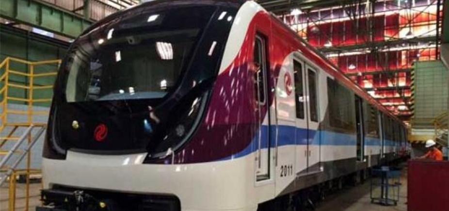 Rui acompanha começo da operação comercial de quatro estações do metrô nesta segunda