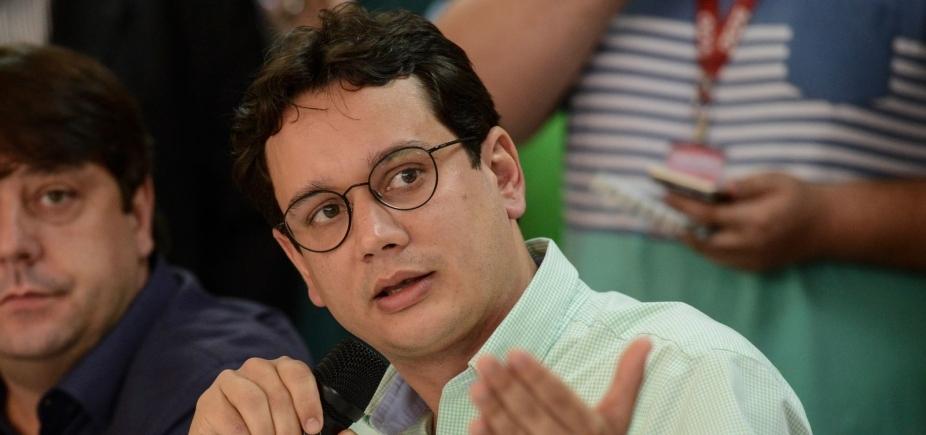Secretário André Fraga assume temporariamente a Codesal após prisão de Gustavo Ferraz
