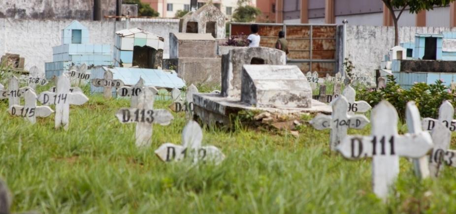 Com atraso, prefeitura abre licitação para construir 490 novas gavetas em cemitérios