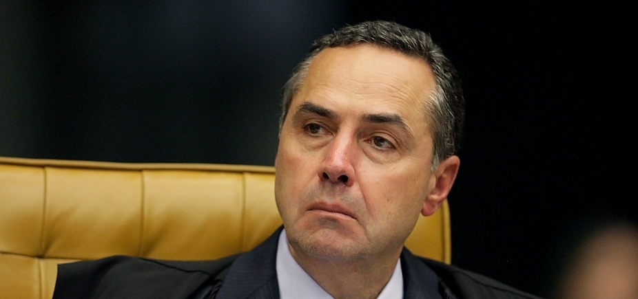 Barroso é sorteado relator no STF de pedido de inquérito contra Temer