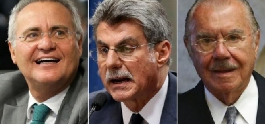 Janot pede arquivamento de inquérito contraRenan, Jucá e Sarney
