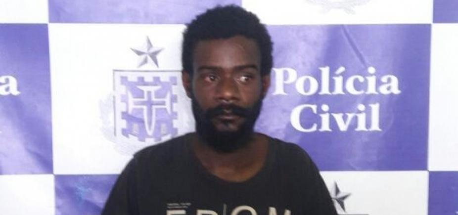 Polícia prende acusado de roubo a ônibus na Baixa do Fiscal