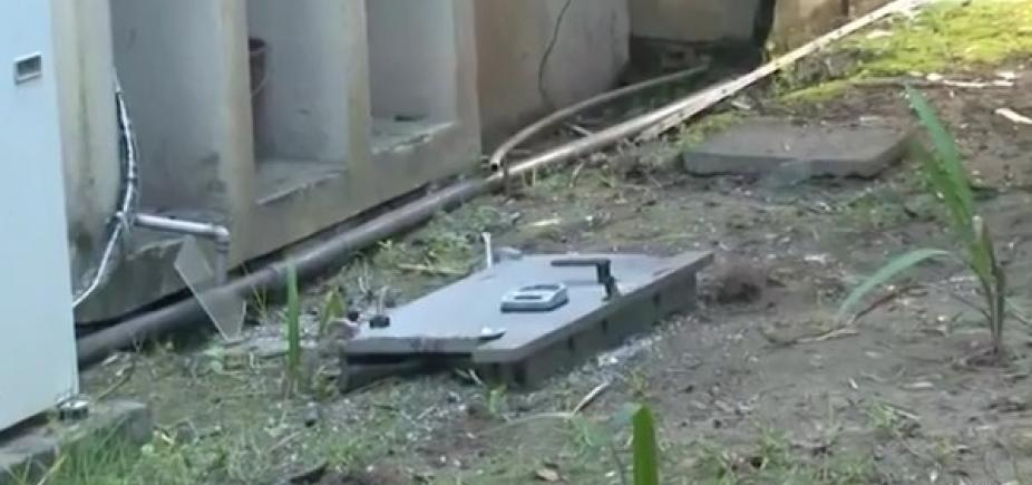 Feira de Santana: grupo explode caixa eletrônico em secretaria de Saúde
