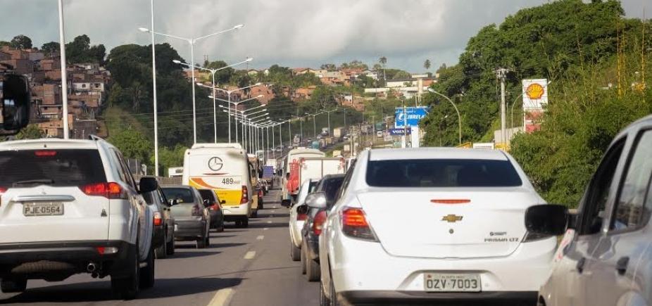 BR-324 tem um dos cinco trechos mais letais do Brasil, diz levantamento