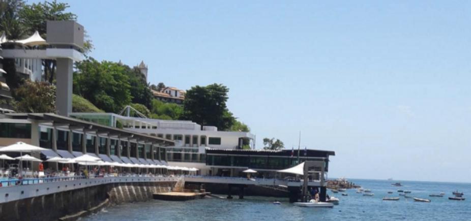 """Comodoro do Yacht minimiza críticas a estacionamento: """"Natural que demande preocupações"""""""