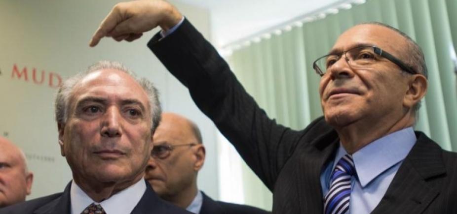 """PF diz que """"quadrilhão do PMDB"""" da Câmara era dividido em quatro núcleos"""