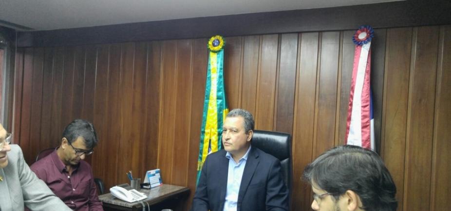 Parque de Exposições: Rui autoriza procedimentos para viabilizar nova área do Centro de Convenções